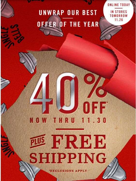 American eagle black friday deals in store