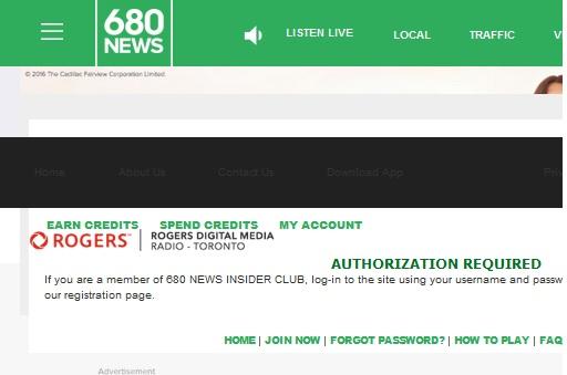 Daily 680 news radio