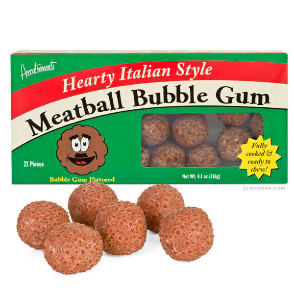Name:  Meatball Maple Gum.jpg