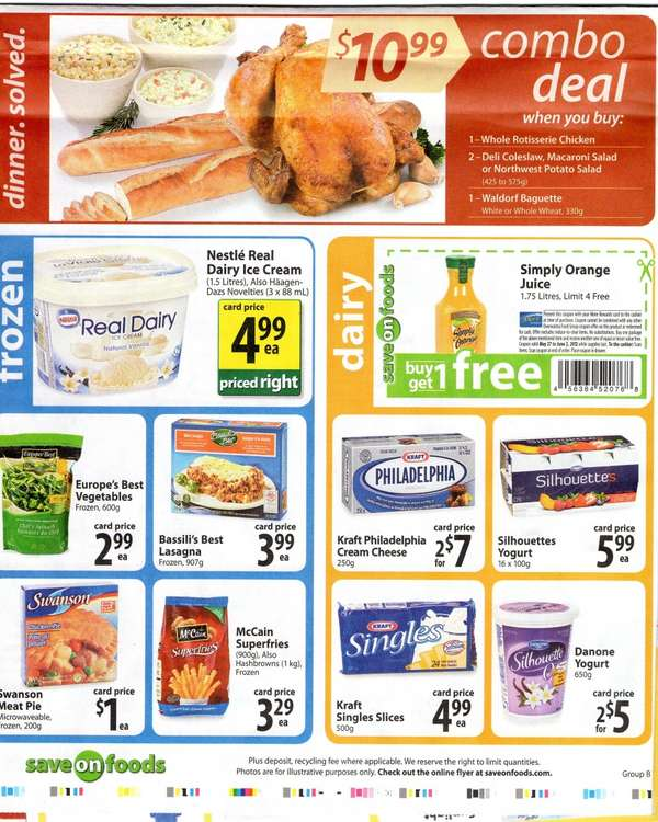 Save On Foods - French Creek at West Island Highway in Parksville, British Columbia V9P 2B7: store location & hours, services, holiday hours, map, driving directions and more Save On Foods - French Creek in Parksville, British Columbia - Location & Store Hours.