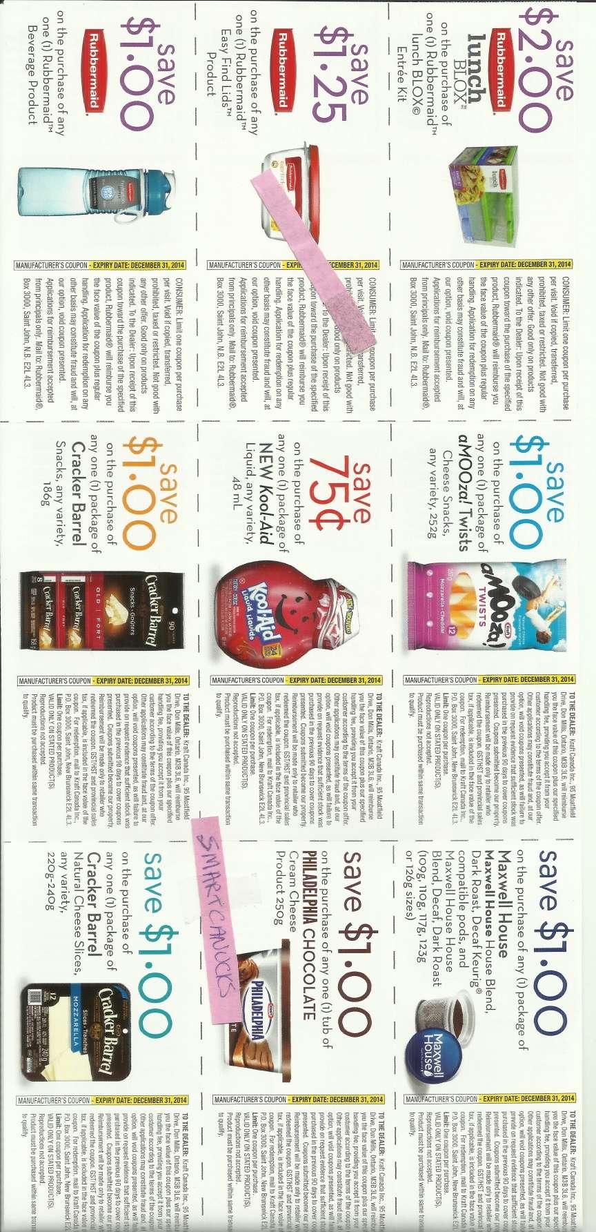 Name:  Rubbermaid~Kraft coupons front.jpg Views: 746 Size:  265.1 KB