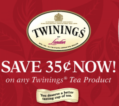 Twinings tea usa coupons