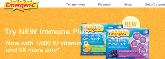 5 emergen c printable coupon for The crafts outlet coupon code
