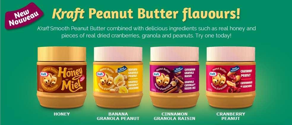 Name:  Kraft-Peanut-Butter-Flavours.jpg Views: 525 Size:  49.9 KB