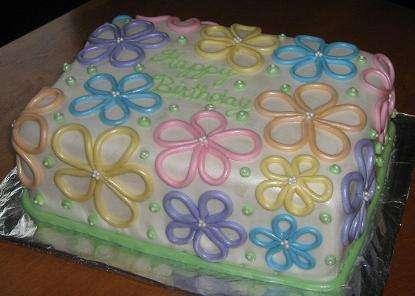 Fortinos Cake Order