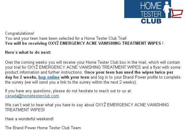 Name:  Home Test Club Acne Wipes.JPG Views: 225 Size:  42.3 KB