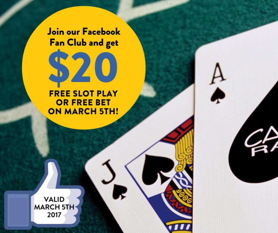 casino rama facebook