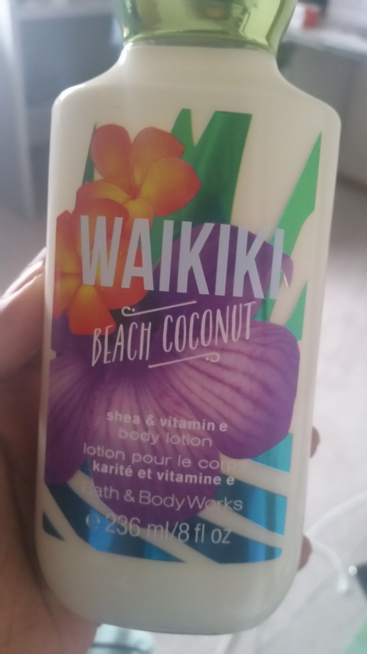 Bath Body Works Hawaii Collection Waikiki Beach Coconut