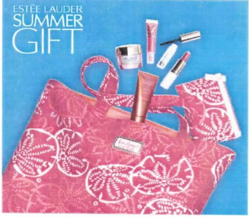 Estee Lauder Gift With Purchase At The Bay Fall 2013  Apps