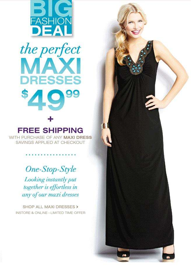 Online clothing shopping canada free shipping