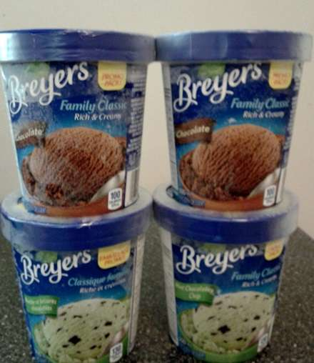 Breyers coupons canada