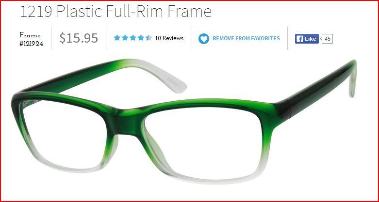 Zenni Optical Non Prescription Glasses : USD6.95 Prescription Glasses & Sunglasses (Zenni Optical)