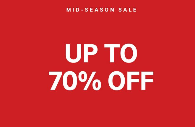h m mid season sale save up to 70 in store online. Black Bedroom Furniture Sets. Home Design Ideas