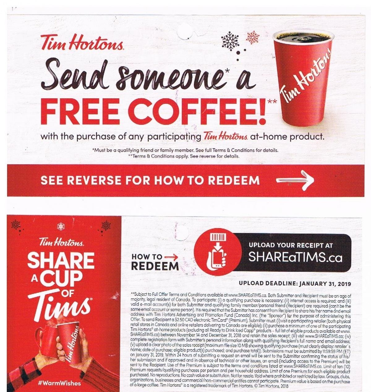 Name:  Tim Hortons Holiday Offer.jpg