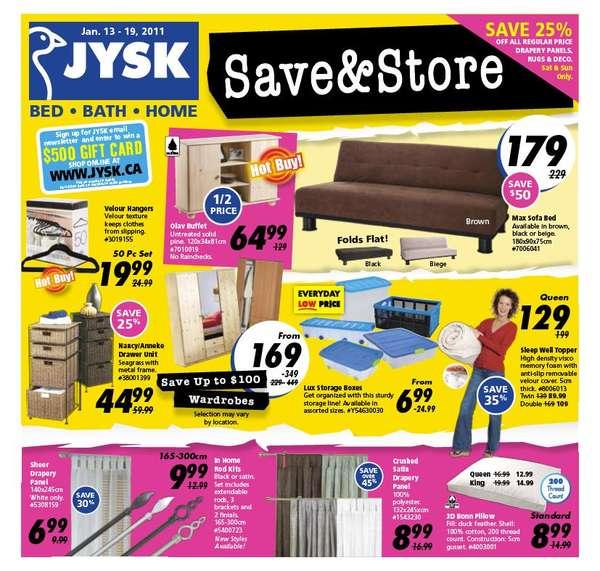 Jysk coupon code july 2018