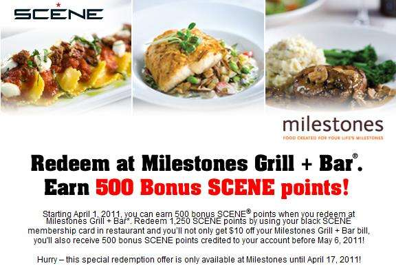scene points bonus code
