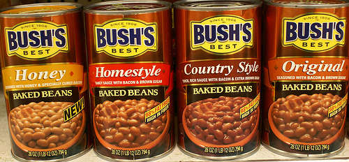 Bush S Best Canned Beans 37 Walmart With 1 00off Coupons