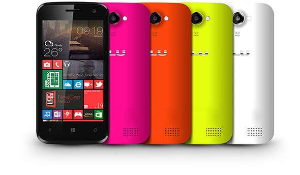 blu win jr smartphone - unlocked - white caracteristicas