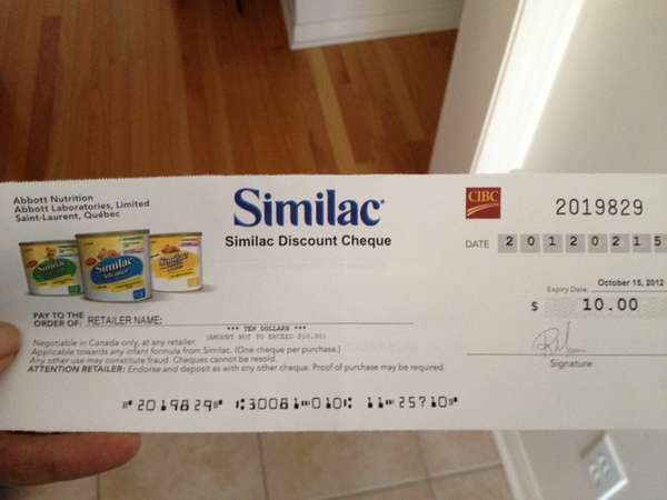 image relating to Printable Similac Coupons identified as Similac discount codes printable canada