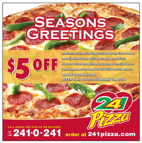 241 pizza coupon code 2018