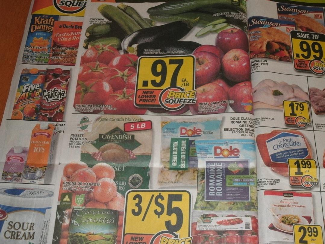 Food Basics Flyer Ottawa Canada