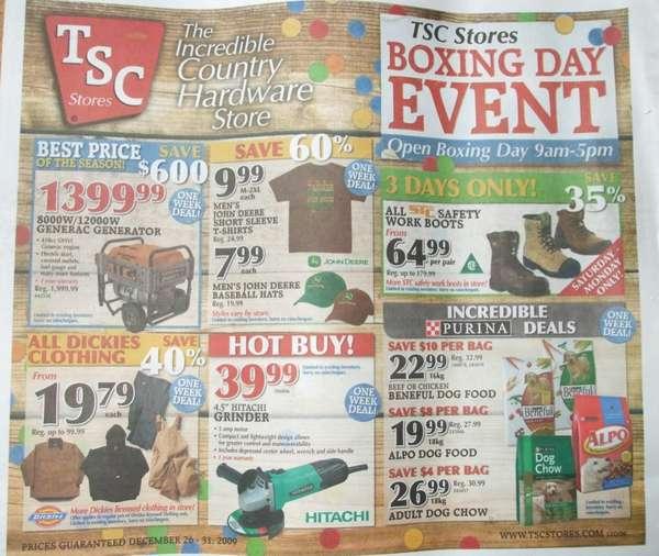 tsc stores deals