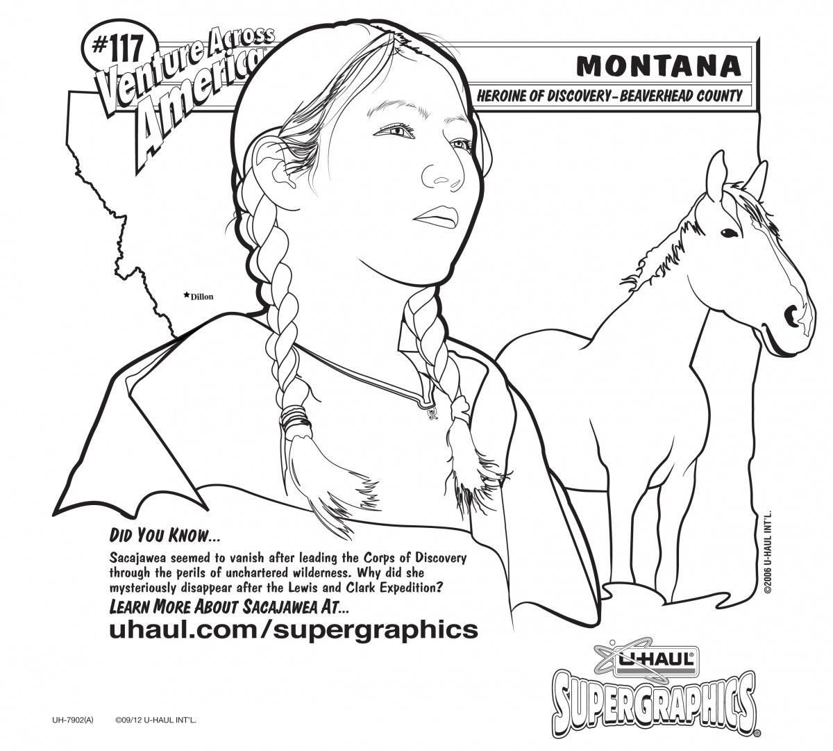 Printable Pictures Of Sacagawea 103