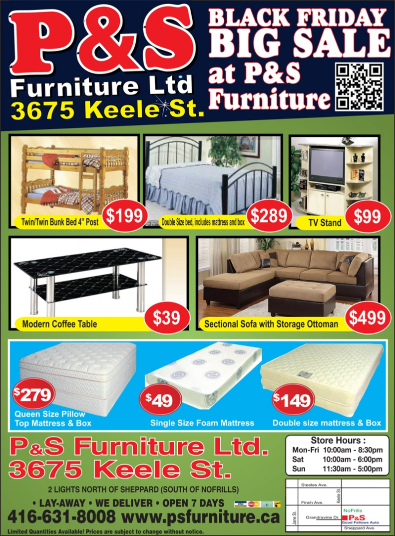 Leons Furniture Kitchener Ps Furniture Toronto Black Friday Flyer