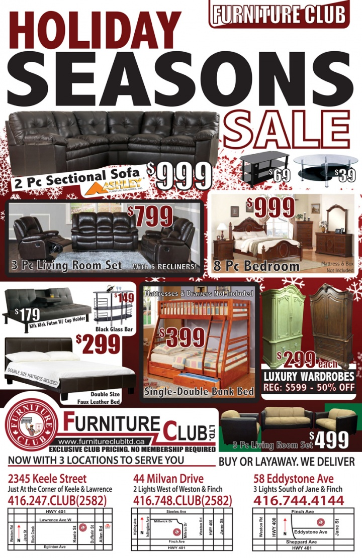 Furniture club black friday flyer for P s furniture flyer