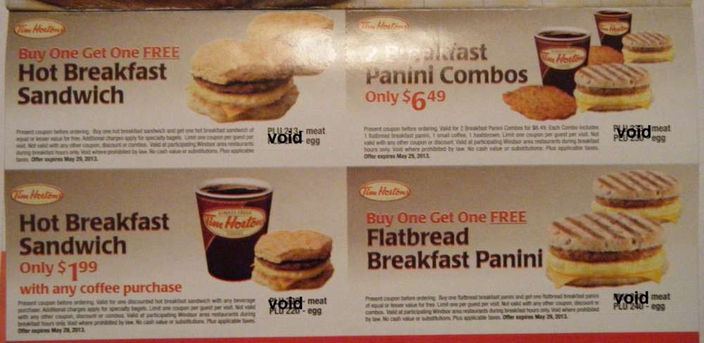 picture relating to Tim Hortons Coupons Printable referred to as Tim hortons totally free printable coupon codes : Discount coupons dm ausdrucken