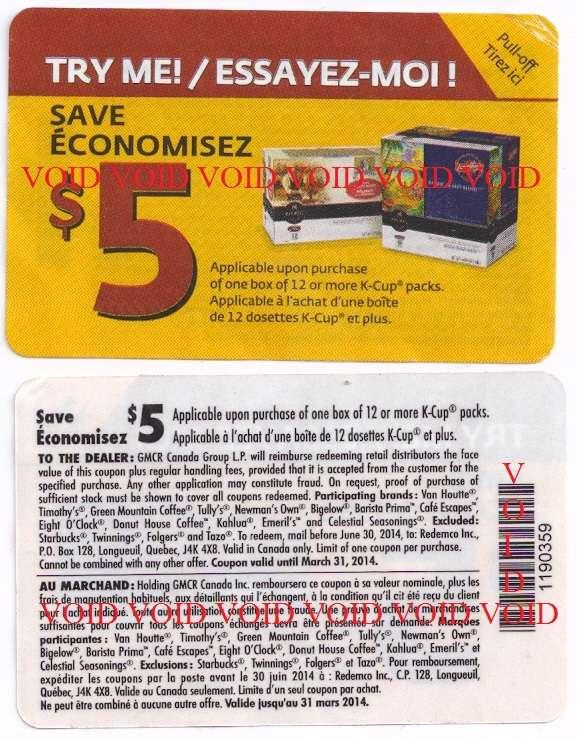 Groupon coupon will not print