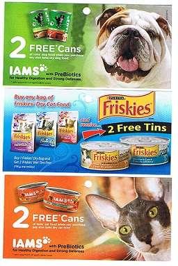 Iams dog food coupons canada