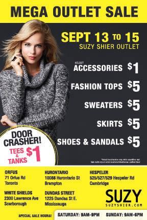 79d539f99947b Suzy Shier Mega Outlet Sale September 13 to 15. Name  1.jpg Views  284  Size  30.6 KB