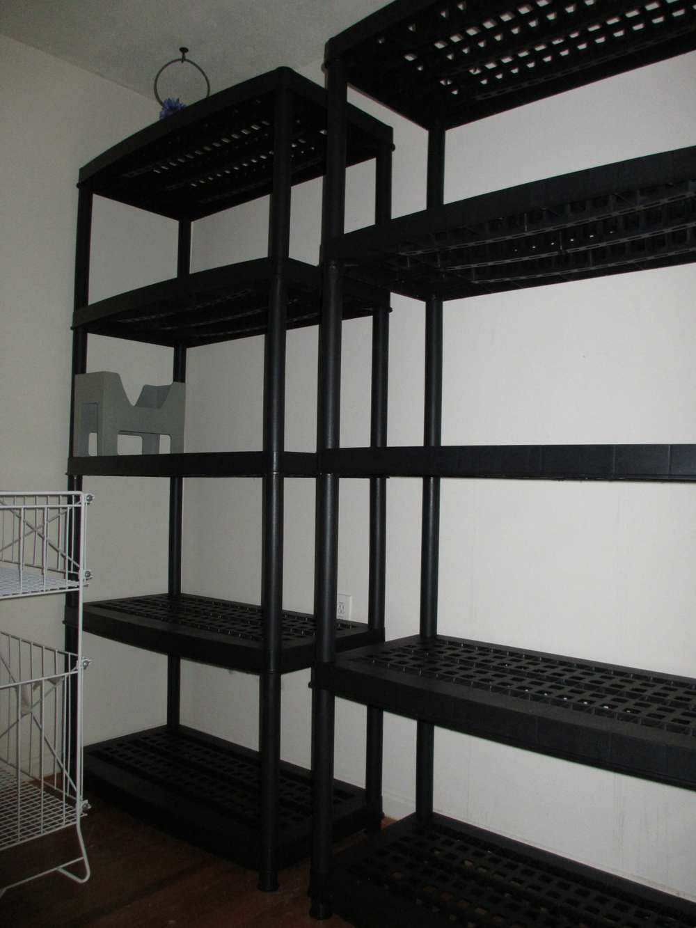 costco garage storage racks great deal on resin shelving units costco on ymmv 14103