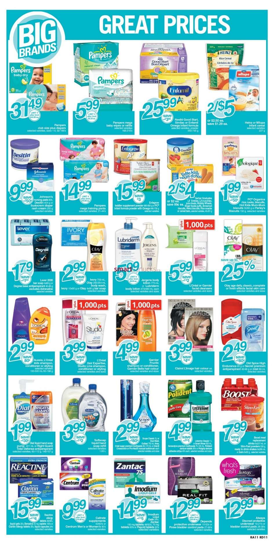 Atlantic Superstore flyer Aug 28 to Sep 3