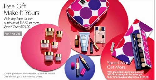 Hudson's Bay: Estee Lauder Gift with Purchase (Feb 25 to Mar 15)