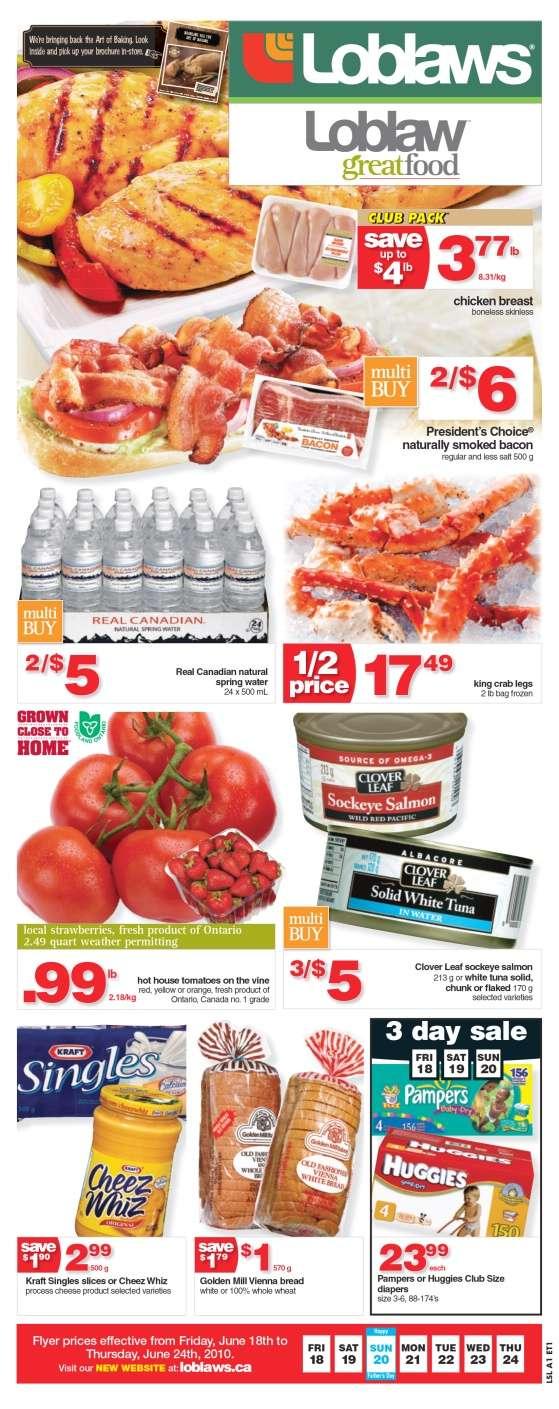 Loblaws Food Basics