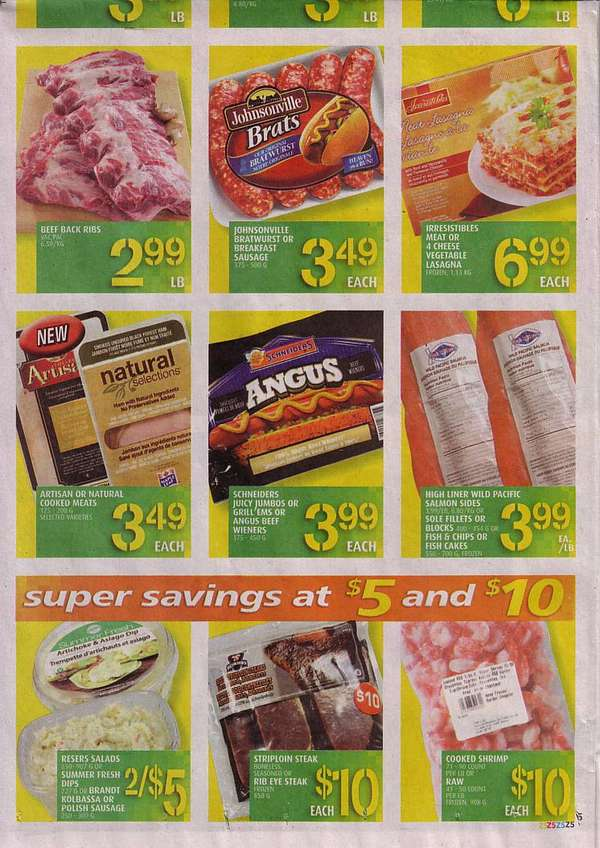 Food Basics Flyer Kitchener