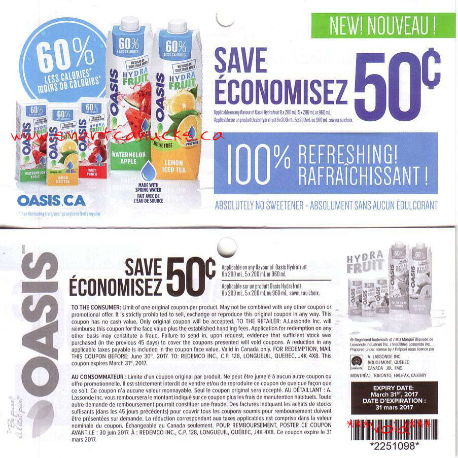 Oasis tears coupon code