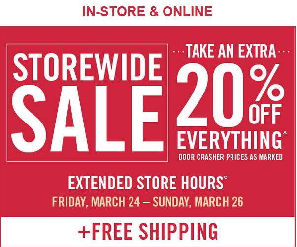 b5f4f743f8d Mark's: Extra 20% off Everything in-store & online + Free Shipping (March  24- 26). Name: 1.jpg Views: 422 Size: 65.5 KB
