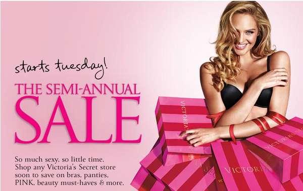 Victoria secret semi annual sale dates in Brisbane