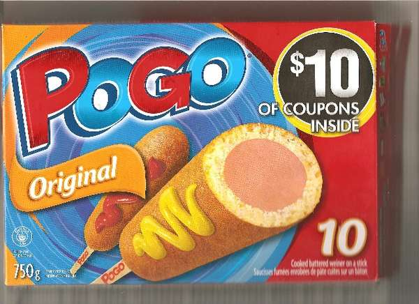 how to make poogoo stick hot dogs