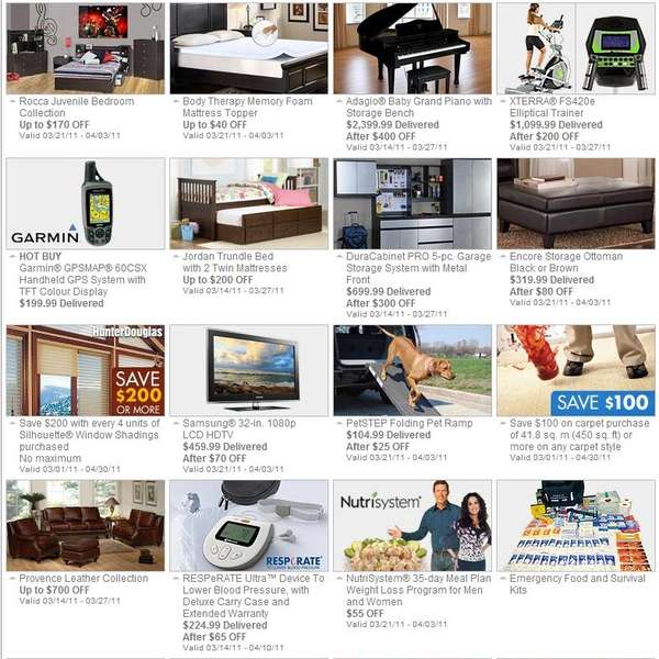 Costco.ca Online Offers Valid From Mar 21 To Apr 3