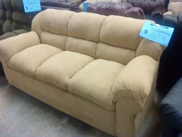 Sears Outlet Great Sofa Deal I Photo One Of Them
