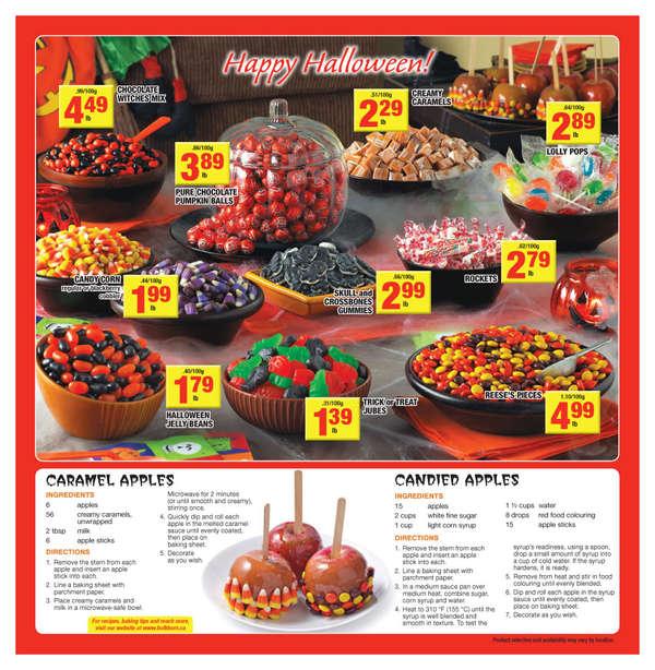 Bulk Halloween Candy