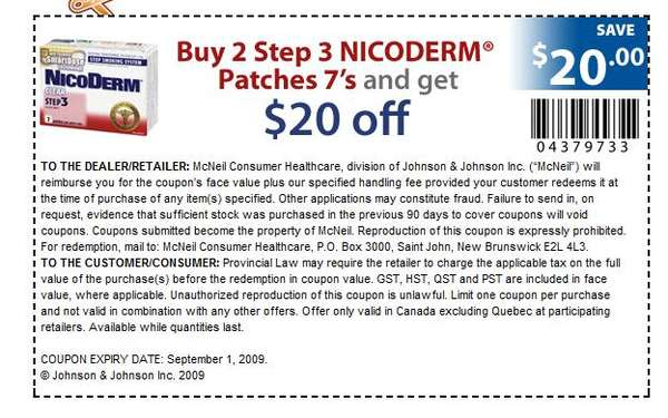 graphic regarding Printable Nicoderm Coupons called On the internet coupon codes progress car or truck areas : Kraft discount codes