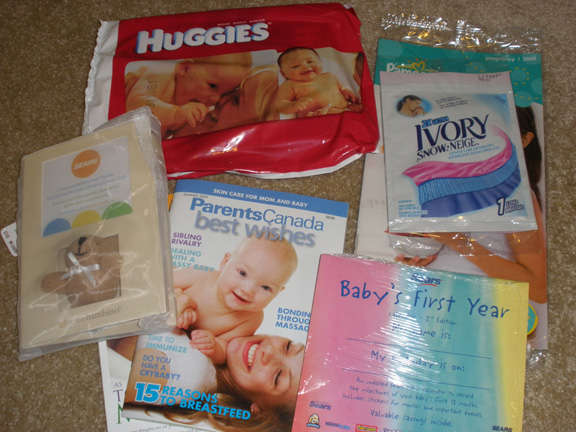 Baby coupons free samples mail