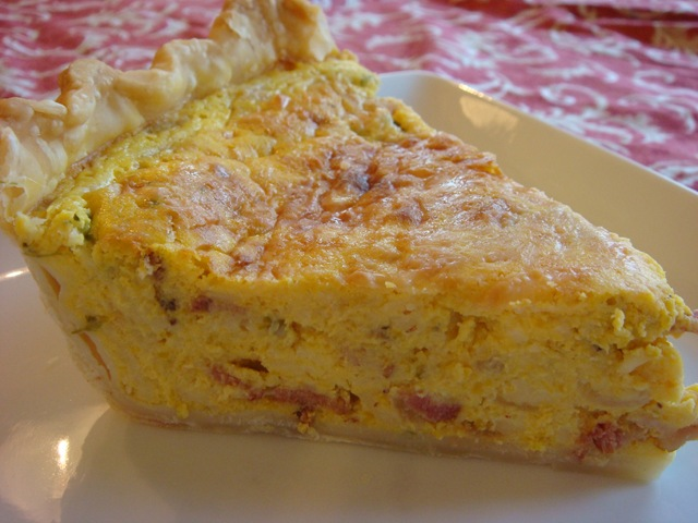 Name:  Pumpkin Quiche with bacon.jpg