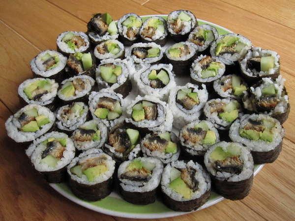 Name:  Unagi sushi.jpg Views: 213 Size:  58.1 KB