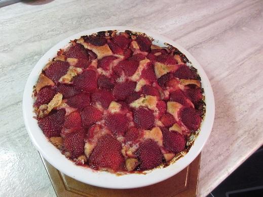 Name:  Oven Fresh Strawberry Cake.jpg Views: 37 Size:  112.6 KB